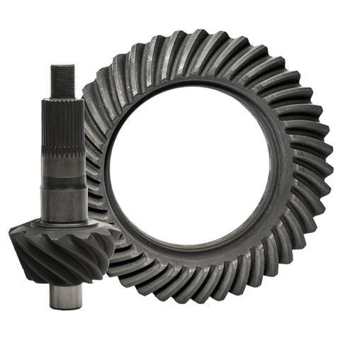GM 10.5 Inch 14 Bolt 14T 4.56 Ratio Ring And Pinion Nitro Gear and Axle