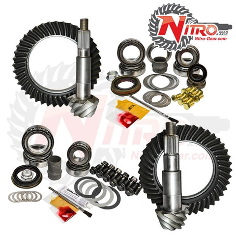 Nitro Gear and Axle Jeep JK Gear set