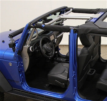 Rock Hard 4x4 Bolt-In Ultimate Sport Cage for Jeep Wrangler JK 2/4DR 2007 - 2010 [RH-1030]