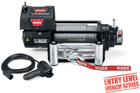 Warn VR8000 Self Recovery Winch 86245
