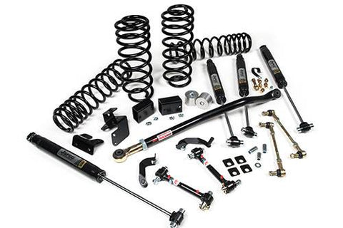 "JKS Manufacturing 2.5"" Lift Kit for 2018 Jeep Wrangler JL 4-Door 117k 118k"