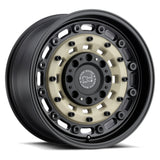 BLACK RHINO ARSENAL 18x9.5 5/127 ET-18 CB71.6 SAND ON BLACK