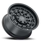 BLACK RHINO ARSENAL 18x9.5 5/127 ET-18 CB71.6 TEXTURED MATTE BLACK