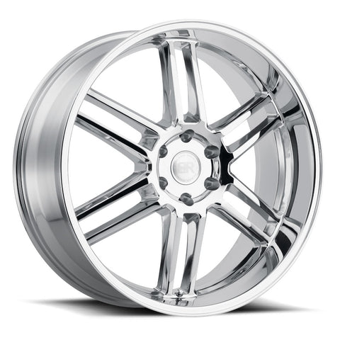 BLACK RHINO KATAVI 22X10 5/114.3 ET30 CB76.1 CHROME