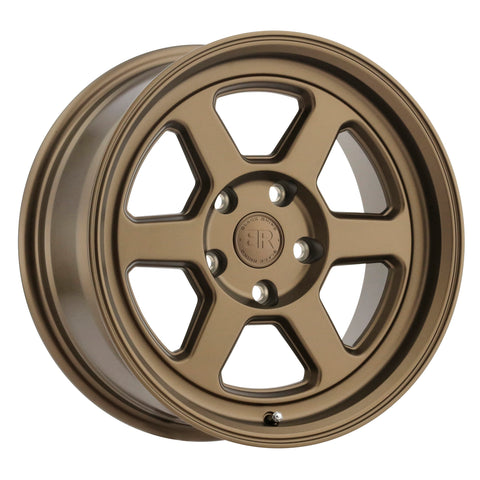 BLACK RHINO RUMBLE 17x8.0 5/114.3 ET35 CB76.1 BRONZE