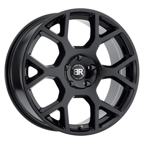 BLACK RHINO TEMBE 20X90 5/114.3 ET30 GLOSS BLACK