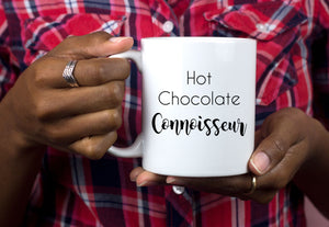 Hot Chocolate Connoisseur, Mug