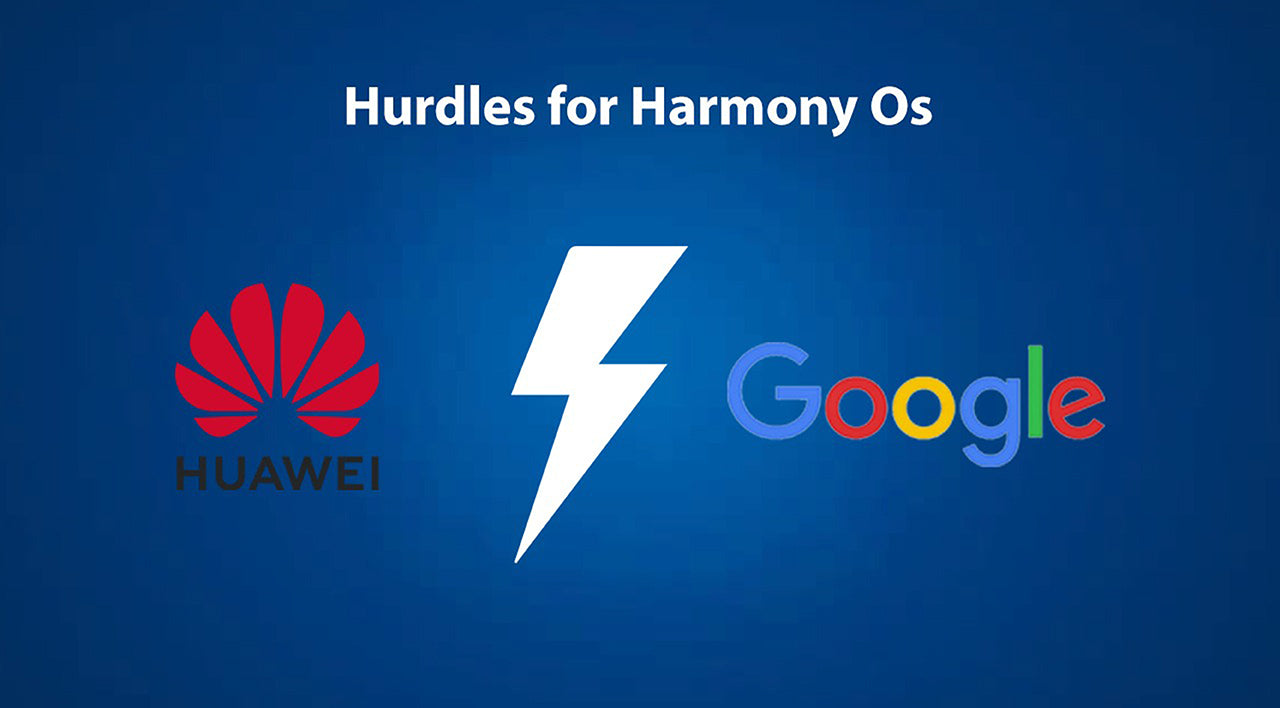 Huawei clashes with google