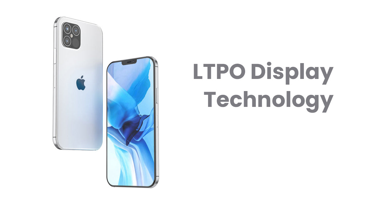 LTPO Display Technology