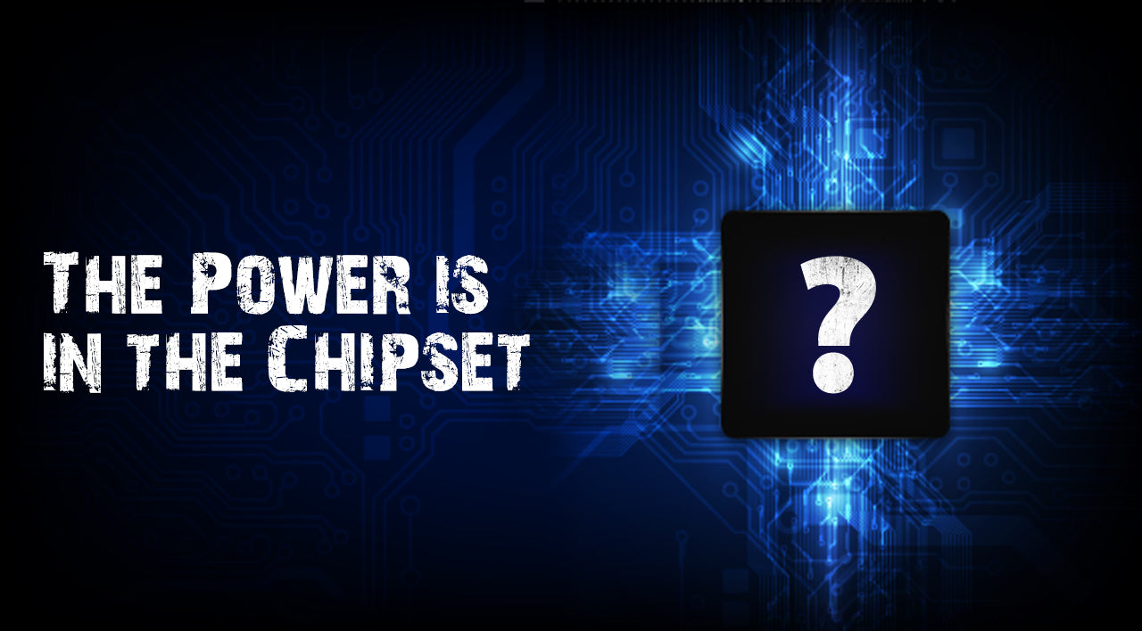 Powerful Chipset for Gaming