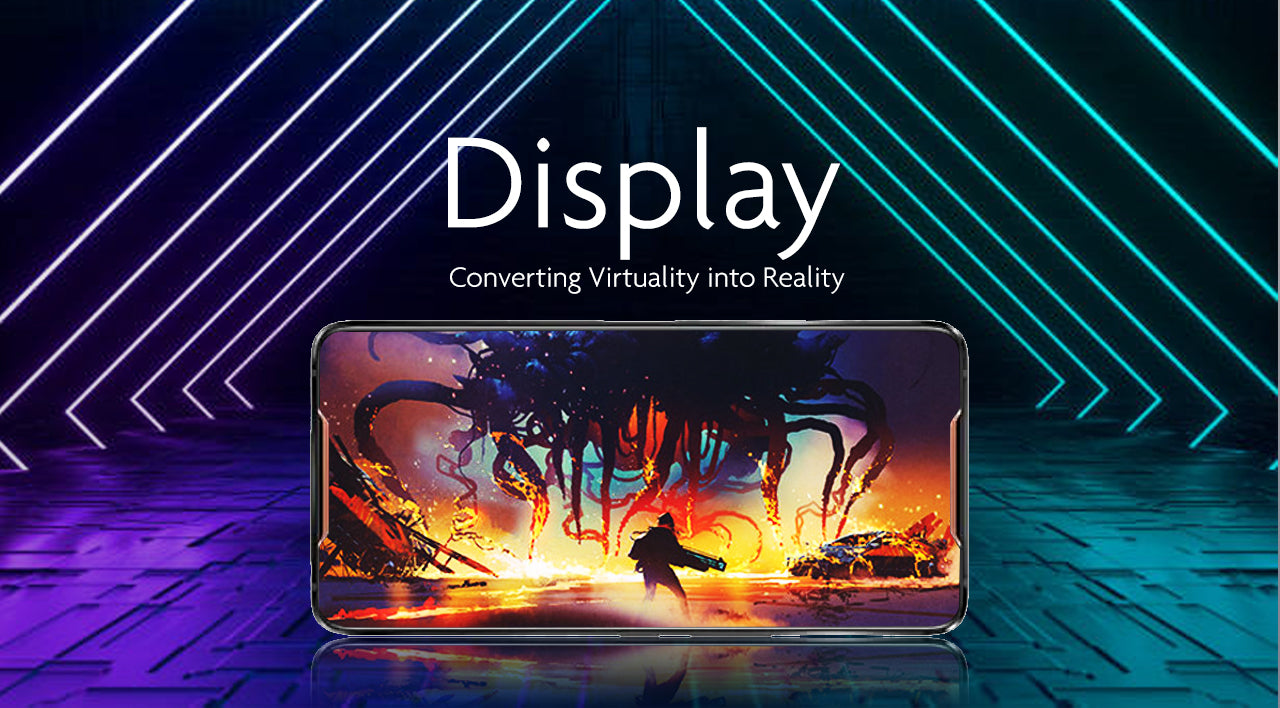 Ideal Display for Gaming Smartphone
