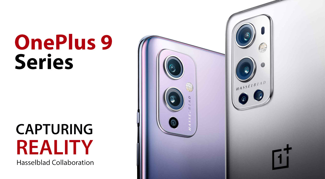 OnePlus 9 and Hasselblad Collaboration