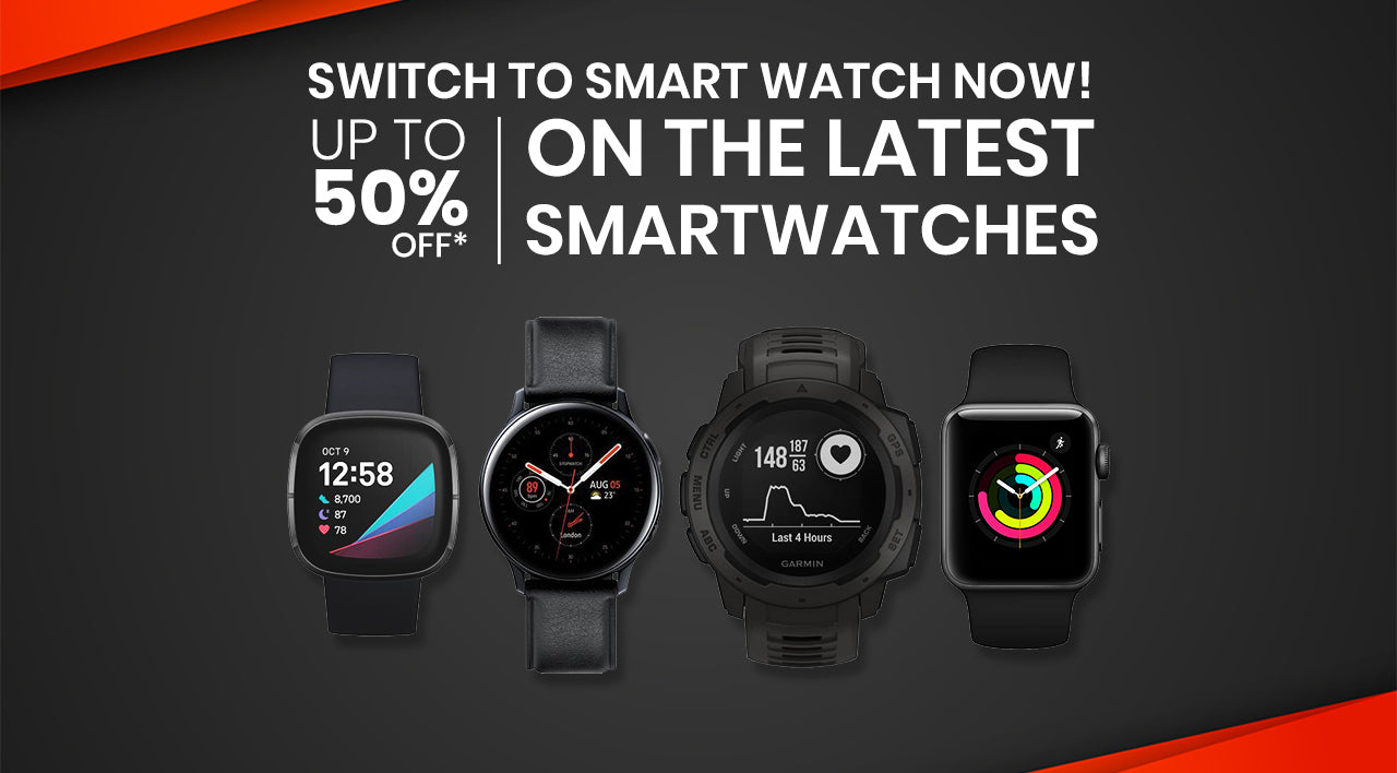 EOFY Discounts on latest smartwatches