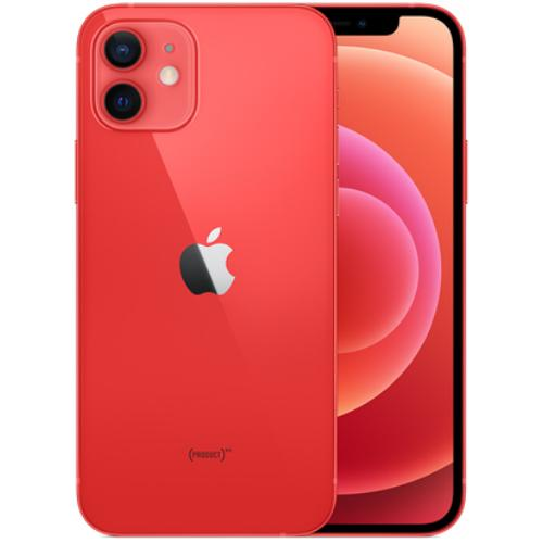 Apple Mobile Product Red Apple iPhone 12 (A2404 Dual SIM 256GB 5G)