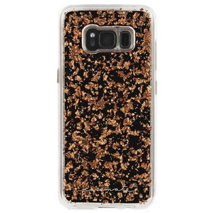 Case-Mate Original Accessories Rose Gold Case-Mate Karat Metallic Drop Case for Samsung Galaxy S8 (Australian Stock)