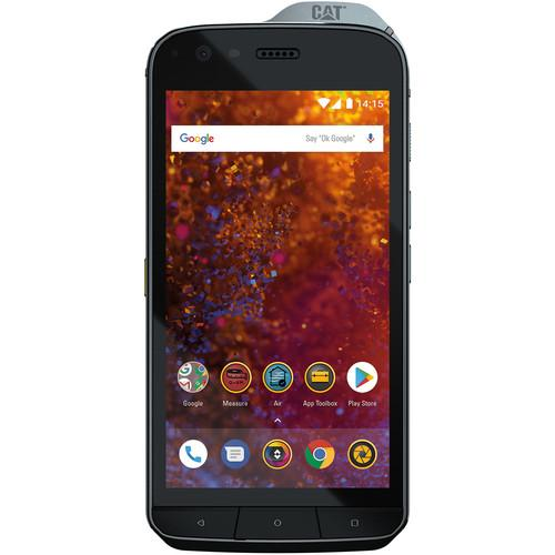CAT S61 (64GB 4G LTE) Black - Front View