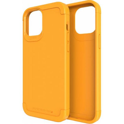 Gear4 Original Accessories Saffron Yellow Gear4 D30 Wembley Palette Case for iPhone 12 pro max (Australian Stock)