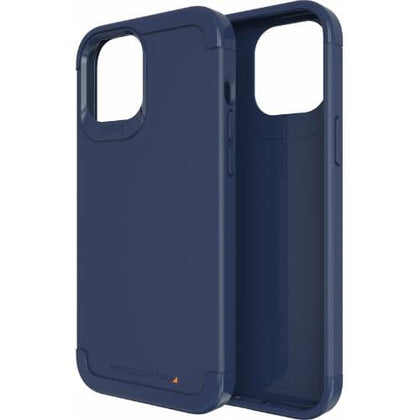 Gear4 Original Accessories Navy Blue Gear4 D3O Wembley Palette Case for iPhone 12/12 pro (Australian Stock)