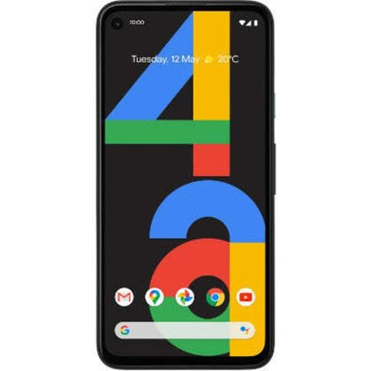 Google Mobile Just Black Google Pixel 4A (6GB RAM 128GB 4G LTE)