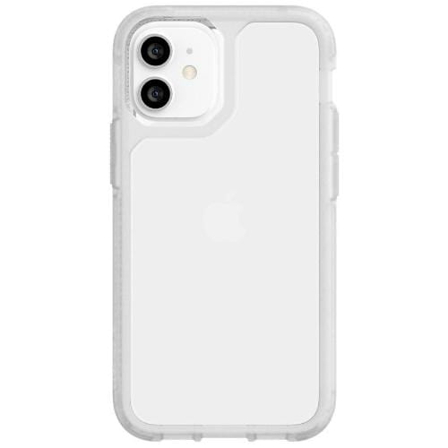Griffin Original Accessories Clear/Clear Griffin Survivor Strong Case for iPhone 12 mini (Australian Stock)