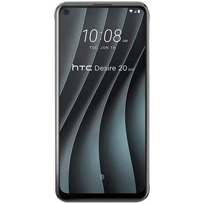 HTC Mobile Smoky Black HTC Desire 20 Pro (6GB RAM 128GB 4G LTE)