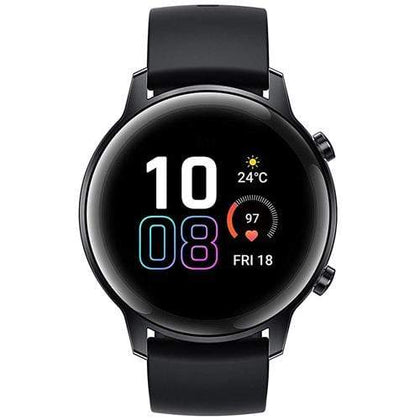 Huawei Honor Magic Watch 2 (42mm) Agate Black - Front view