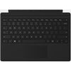 Microsoft Surface Pro Signature Type Cover Black - Front view