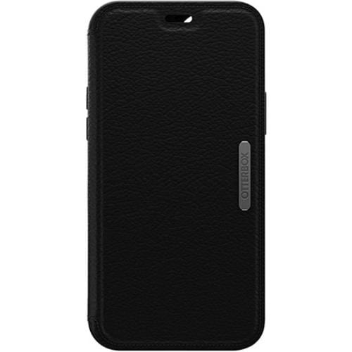 Otterbox Original Accessories Black OtterBox Strada Folio Case for iPhone 12/12 pro (Australian Stock)