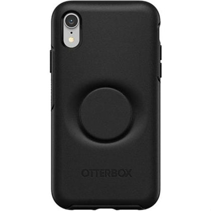 Otterbox Original Accessories Black OtterBox Otter+Pop Symmetry Case for iPhone XR (Australian Stock)
