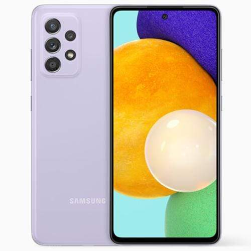 Samsung Mobile Awesome Violet Samsung Galaxy A52 (A5260 8GB RAM 256GB 5G)