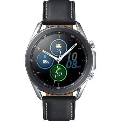 Samsung Galaxy Watch 3 (R840 Australian Stock 45mm Stainless Steel Case Bluetooth)