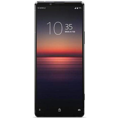 Sony Mobile Black Sony Xperia 1 II (XQ-AT52 8GB RAM 256GB 5G)