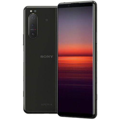 Sony Mobile Black Sony Xperia 5 II (XQ-AS72 Dual SIM 8GB RAM 256GB 5G)