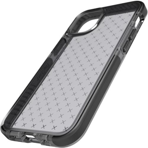 Tech 21 Original Accessories Smokey Black Tech 21 Evo check Case for iPhone 12 mini (Australian Stock)