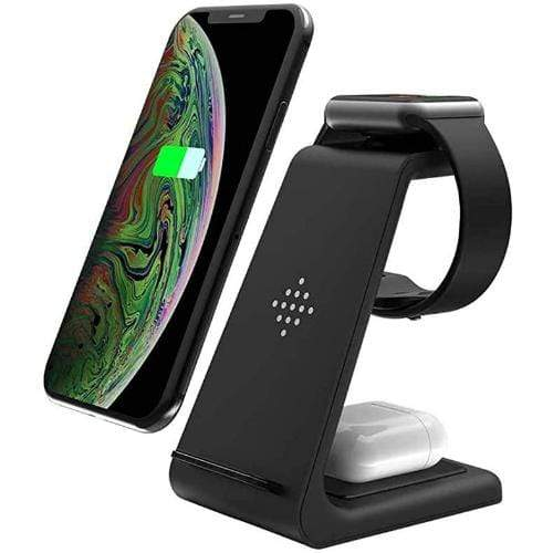 Ultimate Original Accessories Ultimate T3 Wireless Fast Charging Station 3-in-1 (Australian Stock)