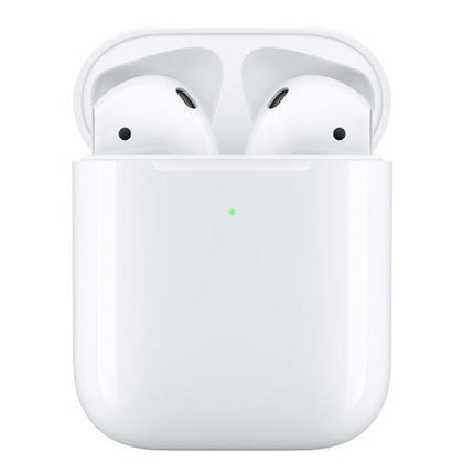 Apple Headphones White Apple Airpods 2019 With Charging Case (Australian Stock)