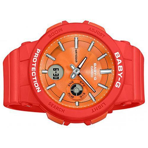 Casio Baby-G Watch BGA-255-4ADR