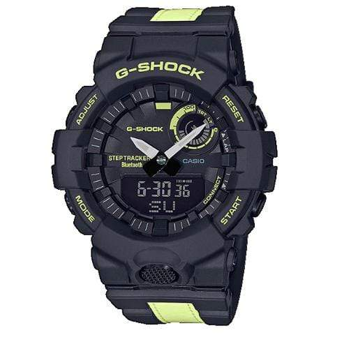 Casio G-Shock G-Squad Watch GBA-800LU-1A1