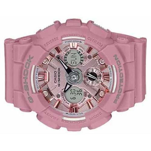 Casio G-Shock S-Series Watch GMA-S120DP-4A