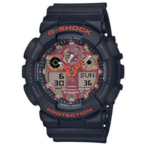 Casio G-Shock Watch GA-100TAL-1A