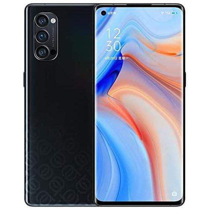 Oppo Mobile Black Oppo Reno 4 Pro (Global Version 12GM RAM 256GB 5G)