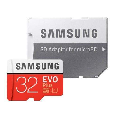 Samsung EVO Plus 32GB MicroSDXC with SD Adapter MB-MC32GA/APC