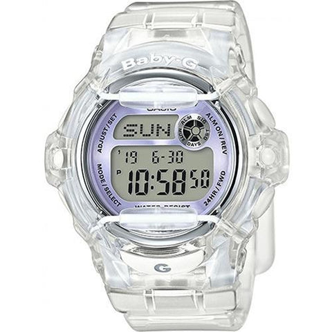 Watch - Casio Baby-G Digital Watch BG-169R-7EDR