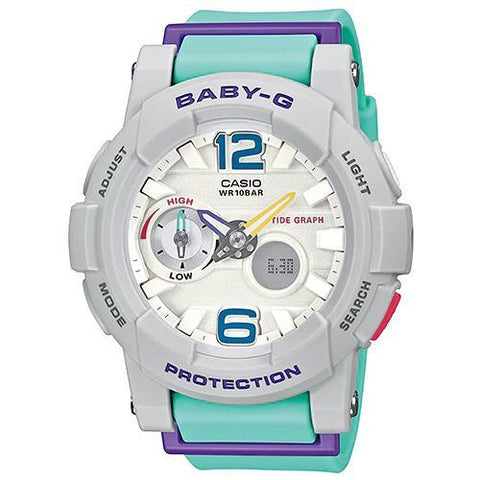 Watch - Casio Baby-G G-Lide Watch BGA-180-3BDR
