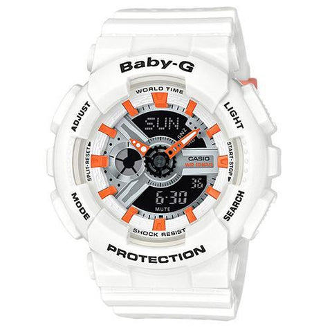 Watch - Casio Baby-G G-Shock Tandem Series Watch BA-110PP-7A2DR