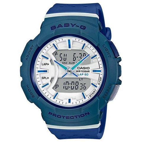 Watch - Casio Baby-G Running Series Watch BGA-240-2A2DR