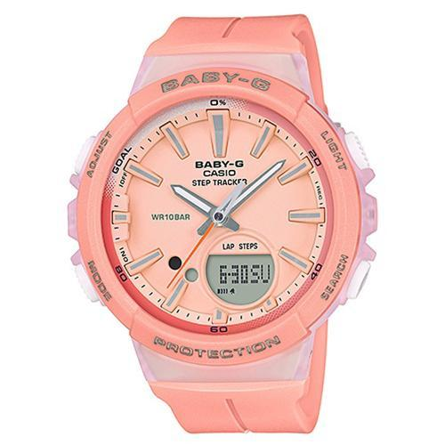 Casio Baby-G Running Series Watch BGS-100-4ADR