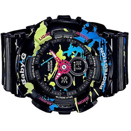 Casio Baby-G Watch BA-120SPL-1ADR
