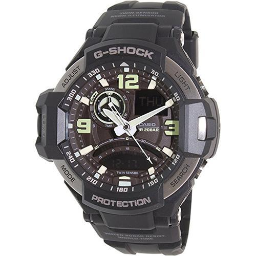 Casio G-Shock Gravity Master Watch GA-1000-1BDR