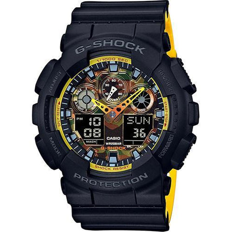 Watch - Casio G-Shock Watch GA-100BY-1ADR